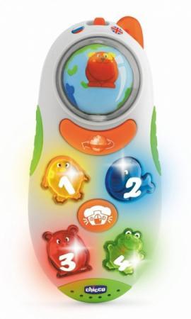 Интерактивная игрушка Chicco Говорящий телефон от 6 месяцев