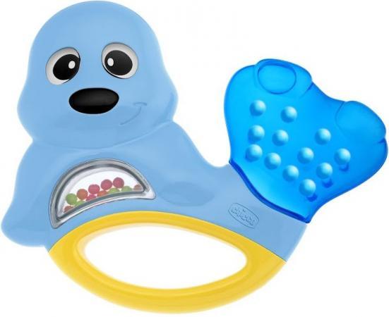 """Игрушка-погремушка Chicco """"Морской котик"""" мягкая игрушка погремушка котик"""