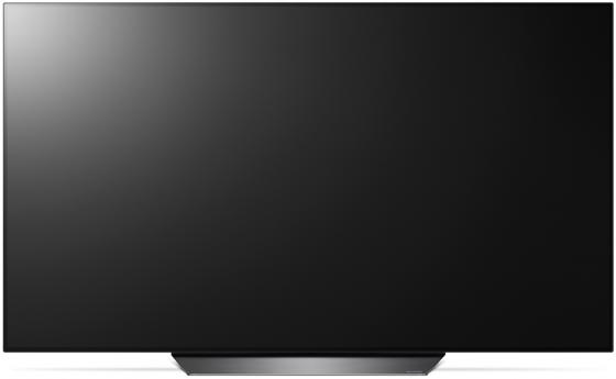 Телевизор OLED LG 65 OLED65B8PLA черный/серебристый/Ultra HD/50Hz/DVB-T2/DVB-C/DVB-S2/USB/WiFi/Smart TV (RUS) oled телевизор lg 55eg9a7v