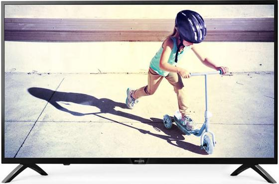 Телевизор 32 Philips 32PHS4012/12 черный 1366x768 50 Гц USB телевизор philips 32phs4012 12 черный