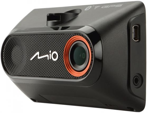 Видеорегистратор Mio MiVue 788 черный 2Mpix 1080x1920 1080p 130гр. GPS AIT8328 видеорегистратор neoline g tech x52 черный 1080x1920 1080p 130гр