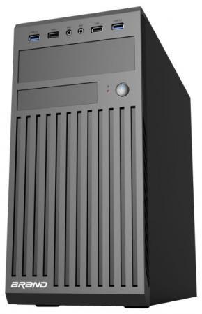 Корпус microATX Accord ACC-B202 Без БП чёрный цена