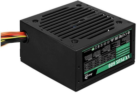 Блок питания ATX 600 Вт Aerocool VX-600 PLUS