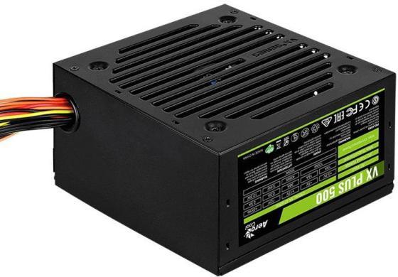 Блок питания ATX 500 Вт Aerocool VX-500 PLUS