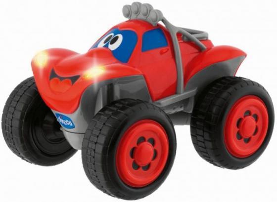 Автомобиль Chicco Билли - большие колеса красный 00061759200000 chicco машинка билли большие колеса желтая chicco