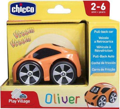 Автомобиль Chicco Turbo Touch Oliver оранжевый 00009364000000 oliver polak ulm