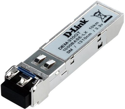 Модуль SFP D-Link DEM-310GT/DD цена в Москве и Питере