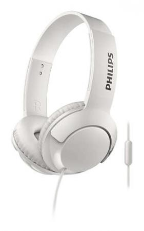Наушники Philips SHL3075WT/00 белый наушники philips she8100bk 00 philips she3590pp
