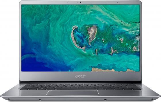 Ультрабук Acer Swift SF314-54G-813E 14 1920x1080 Intel Core i7-8550U 512 Gb 8Gb nVidia GeForce MX150 2048 Мб серебристый Windows 10 Home NX.GY0ER.002 ультрабук acer swift 3 sf314 54g 85wh 14 intel core i7 8550u 1 8ггц 8гб 256гб ssd nvidia geforce mx150 2048 мб linux nx gyjer 006 синий