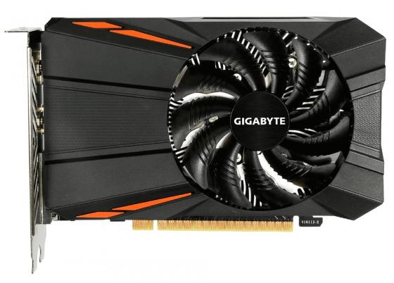 Видеокарта GigaByte GeForce GTX 1050 GeForce GTX 1050 D5 3G PCI-E 3072Mb 96 Bit Retail GV-N1050D5-3GD цена и фото