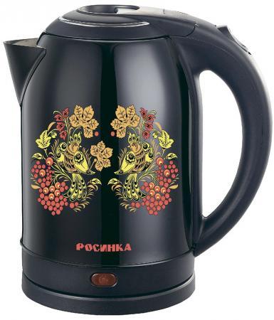 Чайник Росинка РОС-1007 Хохлома чайник росинка рос 1003