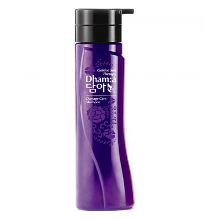 Шампунь для поврежденных волос CJ Lion Dhama 400 мл