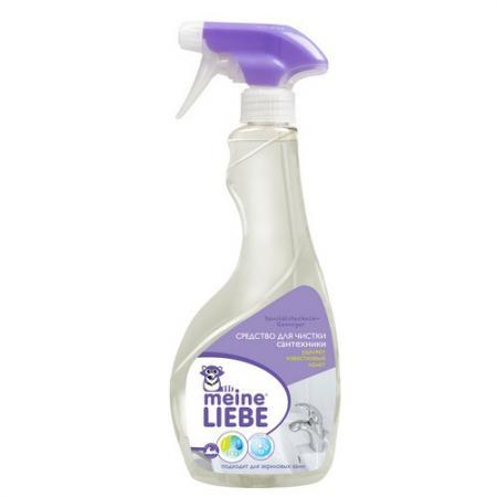 Чистящие средство для сантехники Meine Liebe 4602006-219231 500мл средство для чистки сантехники meine liebe 500 мл