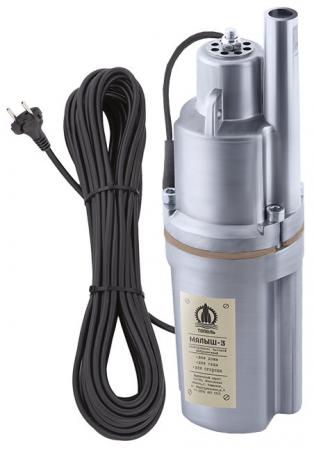 Насос вибрационный Малыш нижний забор 16 м насос садовый вибрационный бавленец кабель 10 м