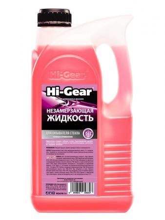 Незамерзающая жидкость Hi Gear HG5675 для омывателя стекла до -15 °C