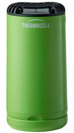 Лампа противомоскитная Thermacell Halo Mini Repeller Green (цвет зеленый, в комплекте: лампа + 1 газовый картридж + 3 пластины)