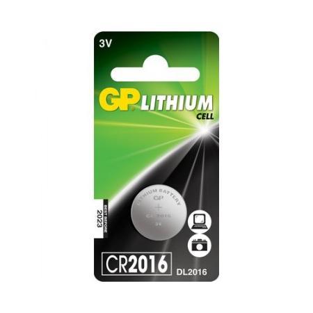 цена на Батарея GP CR2016-7CR1 10/100/900