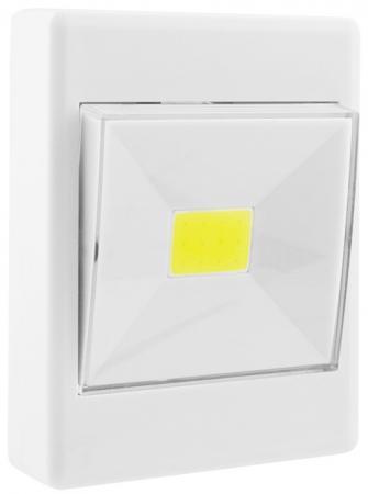 Светильник СТАРТ PL-1LED-COB белый Push-Light 2pcs bau15s py21w cob car led daytime running light turn signal light yellow amber bulb backup light