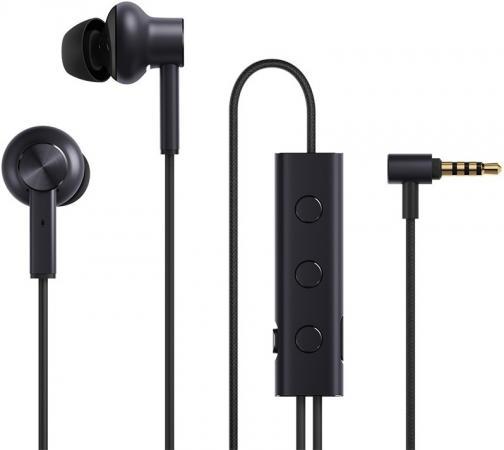Наушники Xiaomi Наушники Mi Noise Canceling Earphones наушники xiaomi mi noise cancelling earphones type c черные с микрофоном