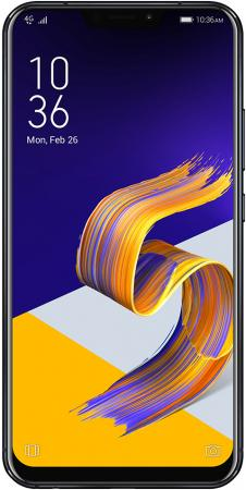 Смартфон ASUS ZenFone 5Z ZS620KL темно-синий 6.2 64 Гб NFC LTE Wi-Fi GPS 3G 90AZ01R1-M00490 смартфон lg q7 синий 5 5 32 гб lte nfc wi fi gps 3g lmq610nm acisbl page 3