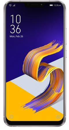 "Смартфон ASUS ZS620KL-2H060RU METEOR SILVER/6.2""FHD+/Qualcomm 845/8GB/256GB/And 8.0/12+8MP/8MP/NFC/3300mAh"