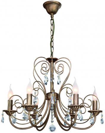 Подвесная люстра Favourite Versailles 2158-6P декор tagina woodays angolo versailles larice biondo 61x61