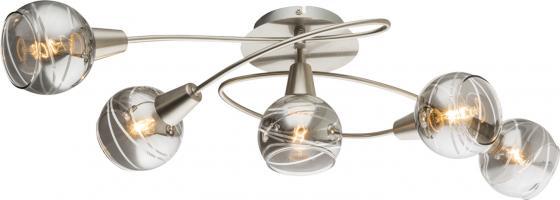 Потолочная светодиодная люстра Globo Roman 54348-5 цена