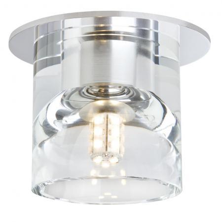 Купить Встраиваемый светильник Paulmann Quality Glassy Tube 92021