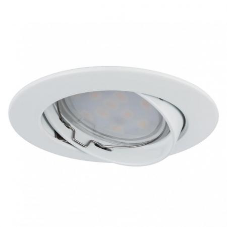 Встраиваемый светодиодный светильник Paulmann Coin 93961 фаркоп газ 2705