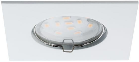 Встраиваемый светодиодный светильник Paulmann Premium Line Coin 92760 встраиваемый светодиодный светильник paulmann premium line coin 92814
