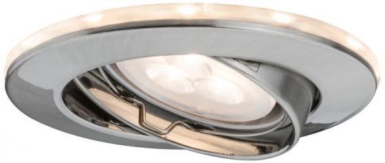 Встраиваемый светодиодный светильник Paulmann Ring Star Line Led Set Shine 93800 turquoise ring set 8 pieces set