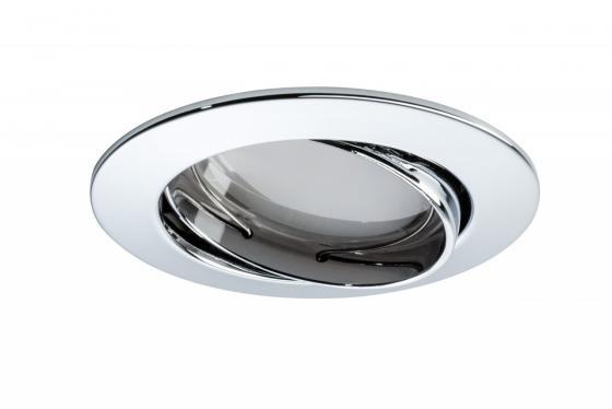 Встраиваемый светодиодный светильник Paulmann Premium Line Coin 92836 встраиваемый светодиодный светильник paulmann premium line coin 92814