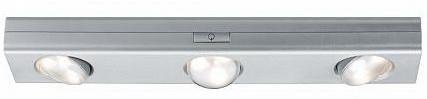 Мебельный светодиодный светильник Paulmann Jiggle 70635 постельные принадлежности jiggle