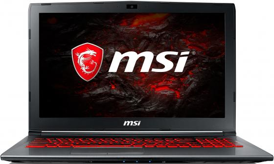 Ноутбук MSI GV62VR 7RF-1288XRU 15.6 1920x1080 Intel Core i7-7700HQ 1 Tb 16Gb nVidia GeForce GTX 1060 6144 Мб черный DOS 9S7-16JBD2-1288 uvex 6169