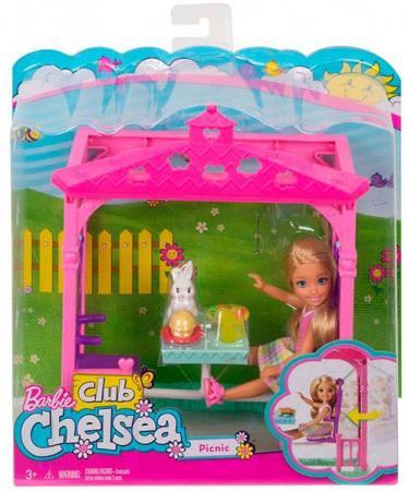 Игровой набор Barbie (Mattel) Челси и набор мебели FDB34 набор школьницы barbie brcs ut1 51box