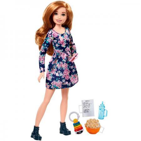 """купить Кукла Barbie (Mattel) """"Няни"""" FHY90 по цене 980 рублей"""