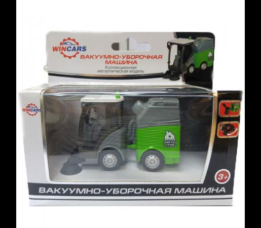 цена на Спецтехника Wincars Вакуумно-уборочная машина серый U1401C-1