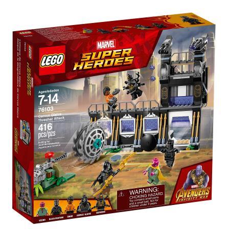 Конструктор LEGO Super Heroes: Атака Корвуса Глейва 416 элементов аксессуар canon eyecup eg for eos 7d 1d 1ds mark iii