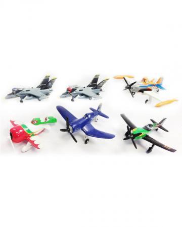 Фигурка Tomy Impulse Самолет Pixar в ассорт. машинки tomy трактор john deere monster treads с большими резиновыми колесами tomy