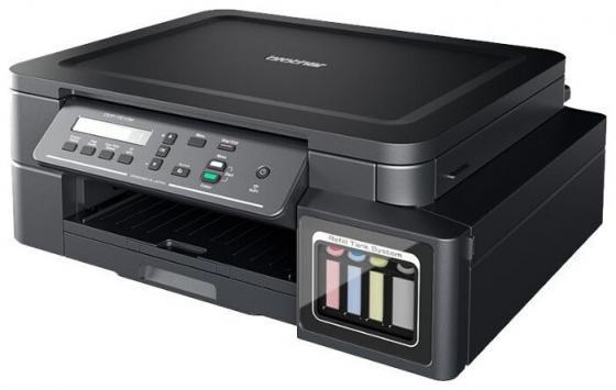 Фото - Многофункциональное устройство Brother струйное DCP-T510W с перезаправляемыми резервуарами dcp t510w dcpt510wr1