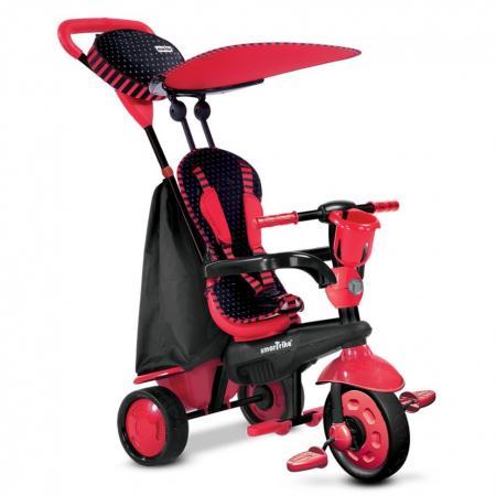 Велосипед трехколёсный Smart Trike STSTS6751500 красный