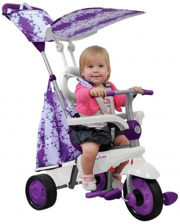 Велосипед трехколёсный Smart Trike STSTS6752000 фиолетовый