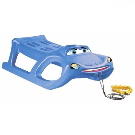 Санки Prosperplast Zigi-Zet Blue(blue ISZG-3005U) ледянка prosperplast speed blue синий istl 3005u