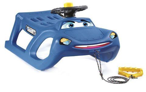 Санки Prosperplast Zigi-Zet Steering Blue(blue ISZGS-3005U) ледянка prosperplast speed blue синий istl 3005u
