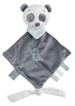 Мягкая игрушка панда Nattou Loulou, Lea Hippolyte Doudou Панда 15 см