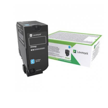 Картридж Lexmark CX725 Cyan High Yield Return Program Toner Corporate Cartridge lexmark c734a1cg cyan