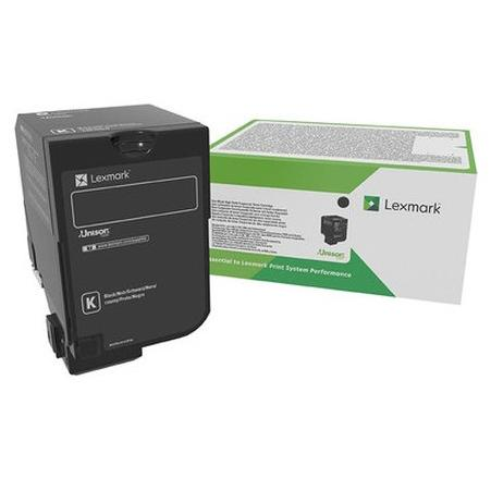 Картридж Lexmark CX725 Black High Yield Return Program Toner Corporate Cartridge 1x non oem high capacity toner cartridge compatible for lexmark ms410 ms410de 5000 page