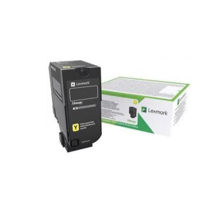 Картридж Lexmark CX725 Yellow High Yield Return Program Toner Corporate Cartridge new compatible toner cartridge for lexmark 460 laser printer with toner powder