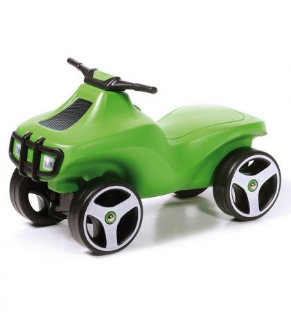Каталка-машинка Brumee Crazee пластик от 1 года на колесах зеленый BCRAZ-361C Green ледянка prosperplast kid isg 361c green