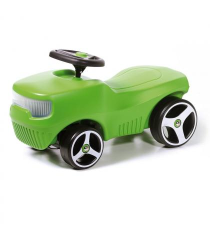 Каталка-машинка Brumee Farmee пластик от 1 года на колесах зеленый BTFARM-361C Green каталка brumee crazee green bcraz 361c э0000016495
